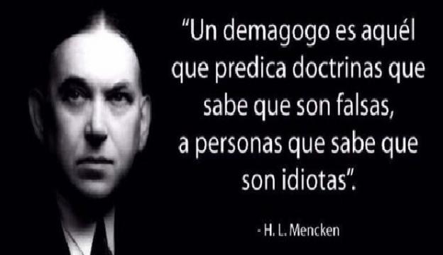 Henry Louis Mencken: periodista conocido como el