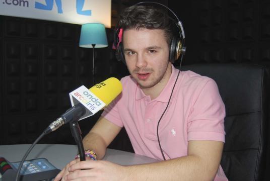 David Enguita director de Onda Arcoiris primera radio LGTB