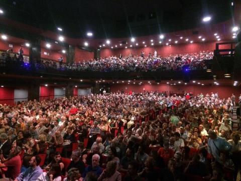 Assemblea nazionale per una lista civica nazionale di sinistra a Roma