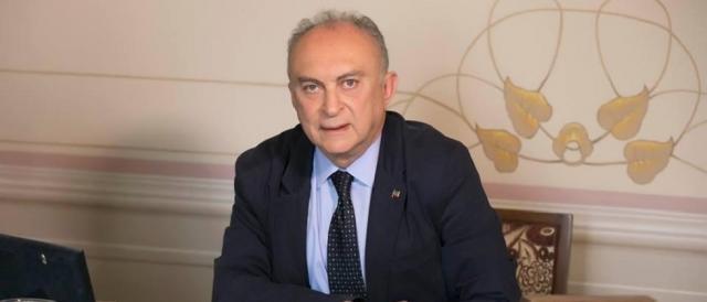 Il senatore Antonio D'Alì, il 'grande sconfitto' delle elezioni amministrative trapanesi