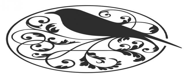 The logo of the Anna Wilkinson Mockingbird Trust