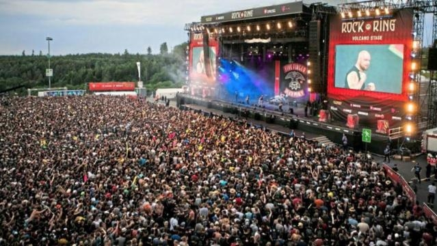 Musikfestival abgebrochen - Terror-Alarm bei Rock am Ring - News ... - bild.de