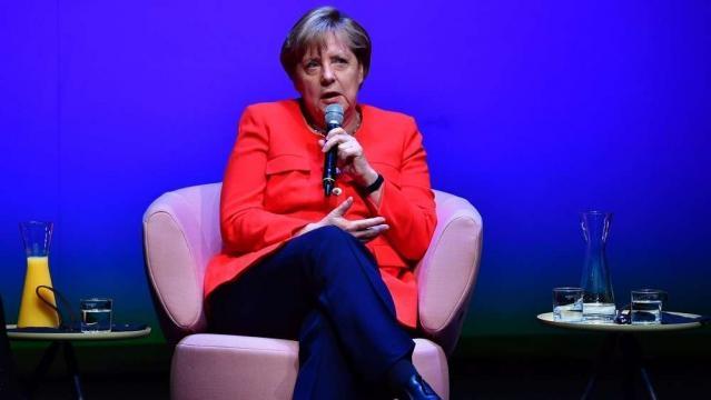 Angela Merkel befürwortet die Gewissensentscheidung
