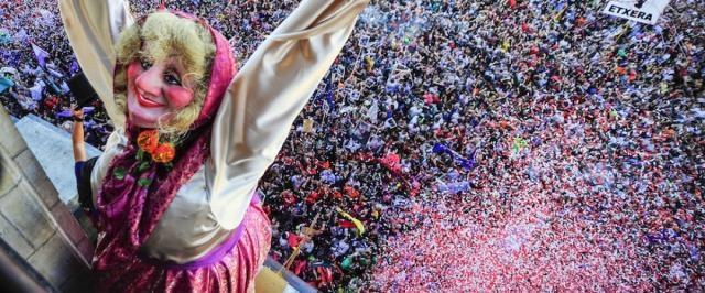 Aste Nagusia, ¡Semana Grande de Bilbao! | PequeViajes - pequeviajes.com