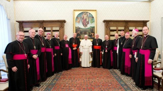 Czy biskupi mają świadomość swoich grzechów? (fot. Reuters)