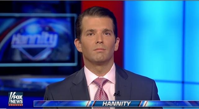 Trump Jr.: I probably would've done things differently Image - Fox News - YouTube