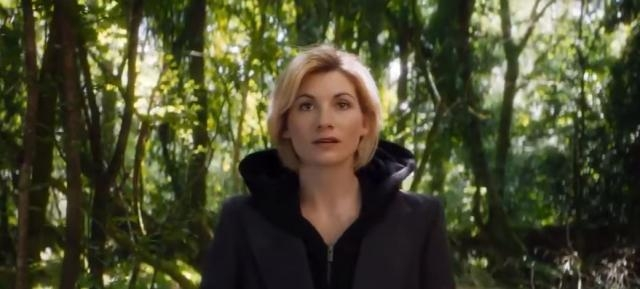 Doctor Who has added Jodie Whittaker as the first female Doctor [Image via Trailers Promo Teasers/YouTube screencap]