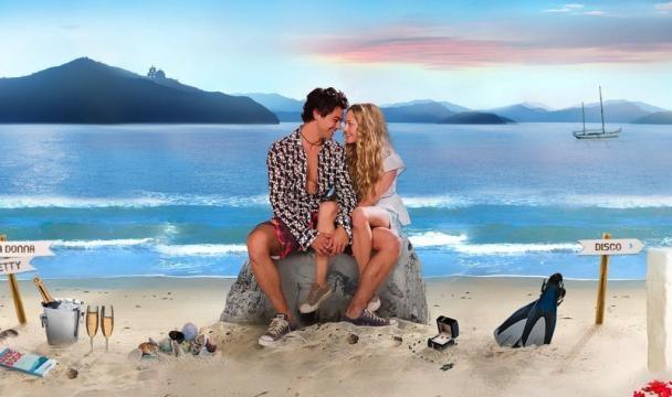 Vem aí 'Mamma Mia 2' filmado na Grécia