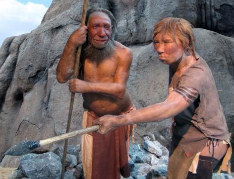 Nuestros antepasados, posiblemente, tomaron medidas drásticas para mejorar la sociedad en que vivían.
