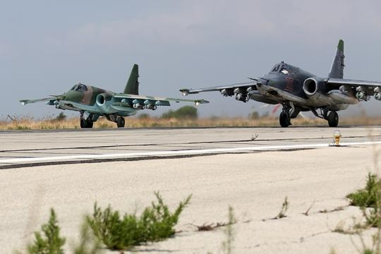 Russischer Militäreinsatz in Syrien (Foto: Wikipedia)
