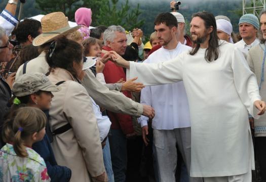 Vissarion, il falso cristo che vive in Siberia - In verità, in ... - gianlucacolucci.org