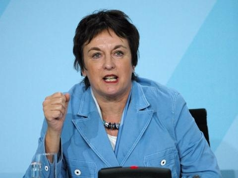 Brigitte Zypries is not amused. (Shutterstock)