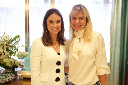 Paula Martins, expert em conteúdo de moda foi uma das convidadas