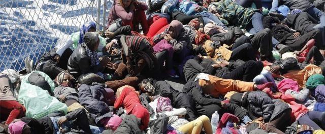 Migranti.