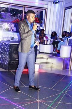 Le promoteur et communicateur de l'ONG Toussaint Abessolo (c) Toussaint Abessolo