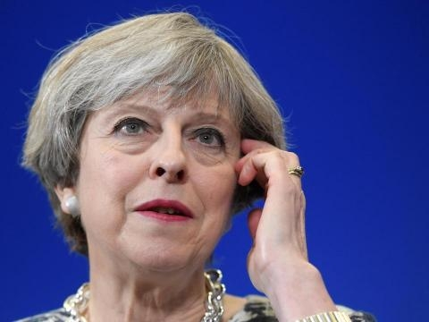 Theresa May was left 'in tears' and a Tory employee 'keeled over ... - thesun.co.uk