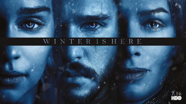 Imagen promocional de ´Game of Thrones'