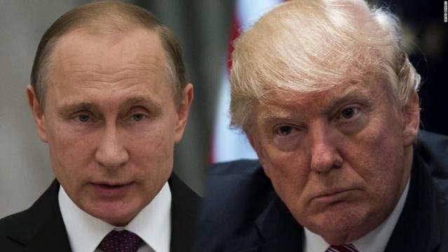 Putin e Trump, paladinos do anti-globalismo.