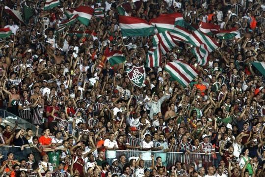Flu confirma o Maracanã como palco de seus próximos três jogos (Foto: Globo.com)