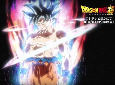 La nueva transformación de Gokú en Super Saiyajin Blue al 100%