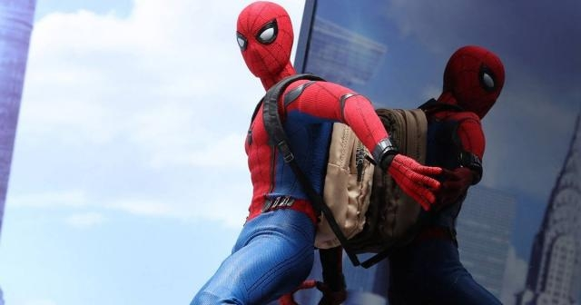 Spider-Man: Homecoming Hot Toys Figure Revealed - Cosmic Book News - cosmicbooknews.com