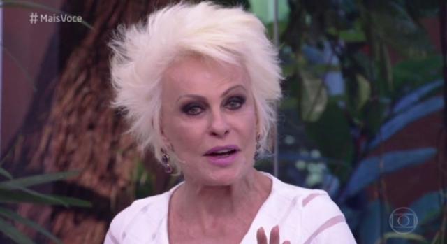 'Chorona', Ana Maria Braga não resiste à situação e chama o intervalo, ao vivo
