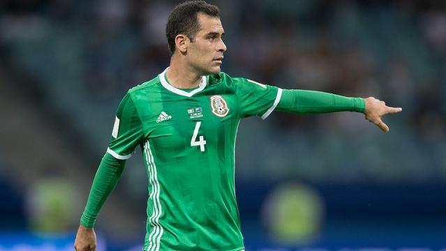Copa Confederaciones: Rafa Márquez:
