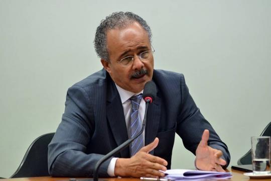Deputado Vicente Cândido (PT/SP) relator da reforma política