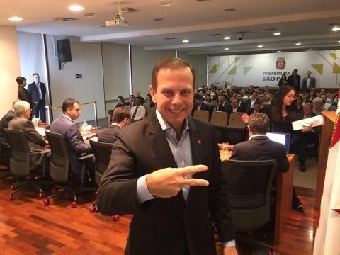 Doria pode ser opção de voto em 2018