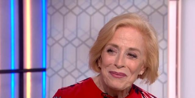 Holland Taylor was interviewed about her role as Ida Silver in