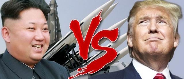 Trump menace directement la Corée du Nord!
