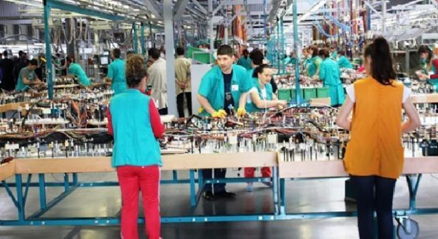 Peste 1.000 de locuri de muncă la fabrica de cablaje auto