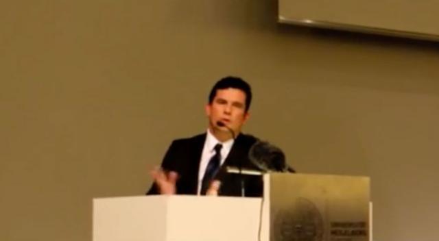 Em vídeo, Sérgio Moro defende a divulgação do grampo de Lula e ... - implicante.org