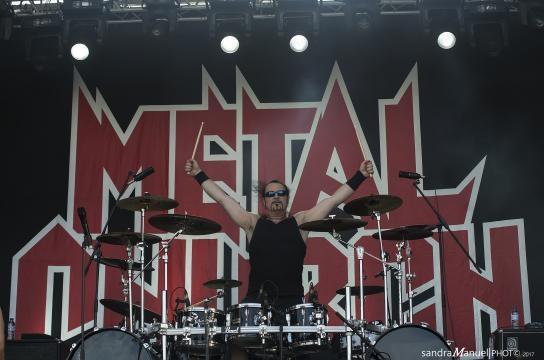Metal Church a mostrarem o que melhor sabem fazer