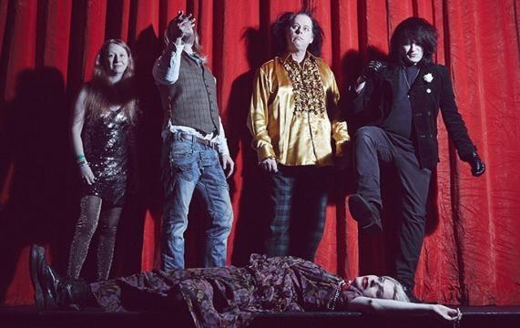 Faerground Accidents set to resurrect Britpop. Photo courtesy of Exposed Magazine, www.exposedmagazine.co.uk