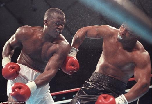 Tyson vs Douglas was one of the biggest upsets in sporting history - dailymail.co.uk