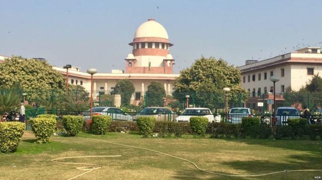 India's Supreme Court to Scrutinize Practice of Instant Divorce - voanews.com