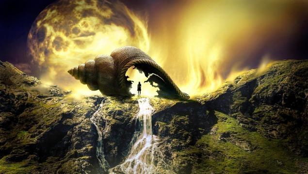 Eigene Welten erschaffen und erkunden - in einem luziden Traum ist das möglich!