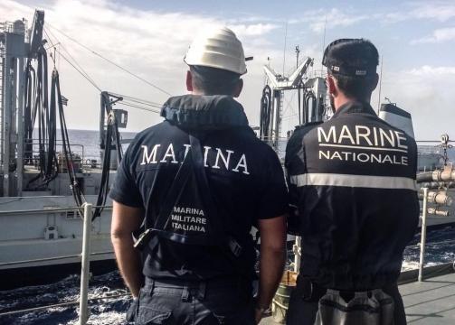 Pirateria navale, dal Porto di Catania alla Somalia: la Marina ... - blogsicilia.it