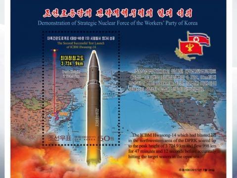 Lansarea din iulie a pus în alertă securitatea internațională