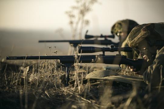 Nahal Brigade Military Exercise. Photo Credit: Gadi Yampel, IDF's spokesperson