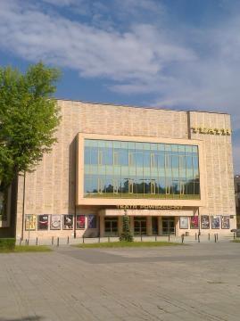 Teatr Powszechny im. Jana Kochanowskiego w Radomiu (fot. Krzysztof Krzak)
