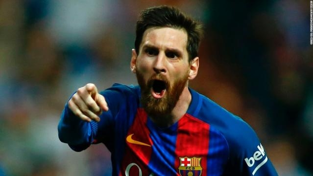 Lionel Messi and Barcelona agree contract extension - CNN.com - cnn.com