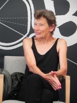 Gość festiwalu: Jadwiga Jankowska-Cieślak (fot. Krzysztof Krzak)