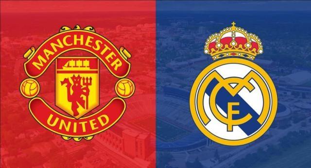 Real Madrid e Manchester United disputam a Supertaça Europeia 2017/18