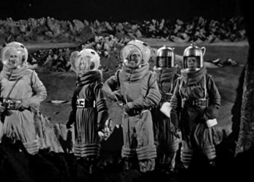 Just Screenshots: Cat-Women of the Moon (1953) - blogspot.com