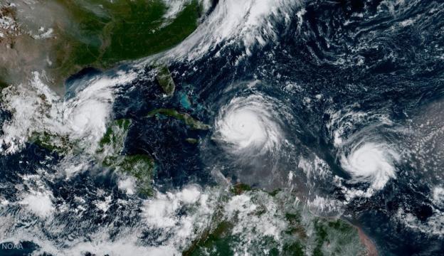 Huracán José se intensifica a categoría 3 en el Atlántico ... - televisa.com