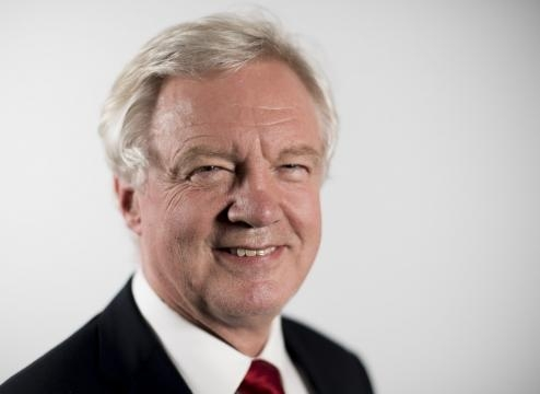 Brexit Secretary David Davis warns MP's to back the government or face uncertainty - Number 10 - Flickr