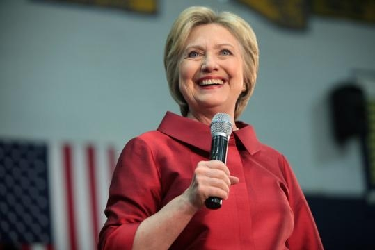 Hillary Clinton (Gage Skidmore flickr)