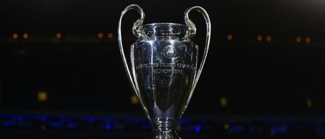 Champions League 2017/2018 ai nastri di partenza